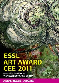 Sujet Essl Art Award CEE with a work by Jakub Nepraš (Babylon Plant (Detail), 2006, Essl Private Collection, Foto © the artist), a winner of the Essl Art Award 2007