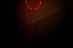 Martin Mrzljak - Red cone (Installation view 1) (2010) (c) courtesy the artist