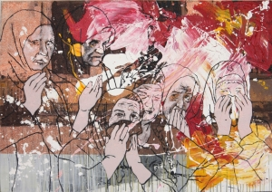 Suzana Brborovic - Postcards 2 (2010) (c) courtesy the artists