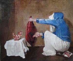 Theodora Axente - Semblance (c) foto courtesy the artist