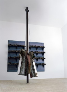 JANNIS KOUNELLIS, Ohne Titel, 1999  © Sammlung Essl Privatstiftung Foto: Photoatelier Laut, Wien