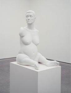 MARC QUINN, Alison Lapper (8 months), 2000  © Sammlung Essl Privatstiftung Fotonachweis: courtesy Jay Jopling, White Cube, London