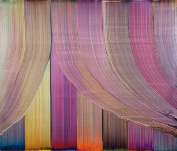 Bernard Frize: Gasp, 2002 © Sammlung Essl Privatstiftung, Fotonachweis: courtesy Galerie Patrick Painter Inc., USA