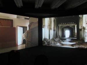 Marian Ghani @ documenta 13, Foto: Günther Oberhollenzer