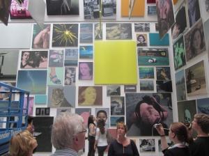 Yan Lei @ documenta 13, Foto: Günther Oberhollenzer