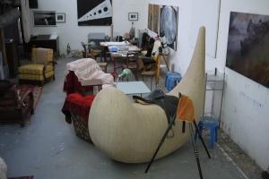Atelier Kurt Kocherscheidt, Foto: Andreas Hoffer