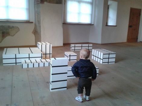 O.T., Installation, 2014 (Foto: Cornelia Kupa)