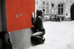 VALIE EXPORT, Verletzungen 1, 1972, (c) Bildrecht, Wien, 2014, Foto: Archiv der Künstlerin