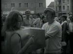 VALIE EXPORT, Videostill aus TAPP und TASTKINO, 1968 - 1969 / 1989, (c) Bildrecht, Wien, 2014