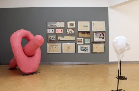 Ausstellungsansicht made in austria, Foto: Peter Kuffner, 2014