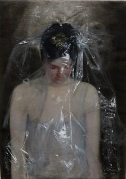 Teodora Axente, Descent, 2014, Foto: Günther Oberhollenzer