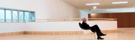 Silence. Ein Raum der stillen Begegnung mit Kunst, (c) Sammlung Essl Privatstiftung, 2012